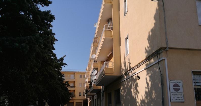 Appartamento pentavani in zona via Carlo Forlanini