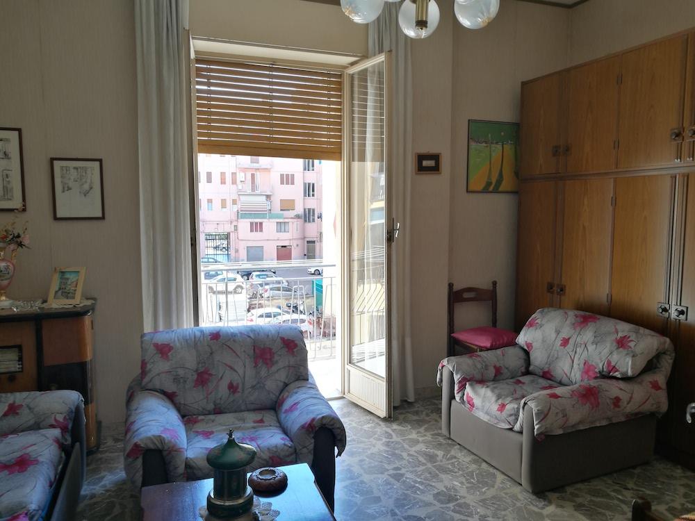Appartamento trivani in zona Borgata
