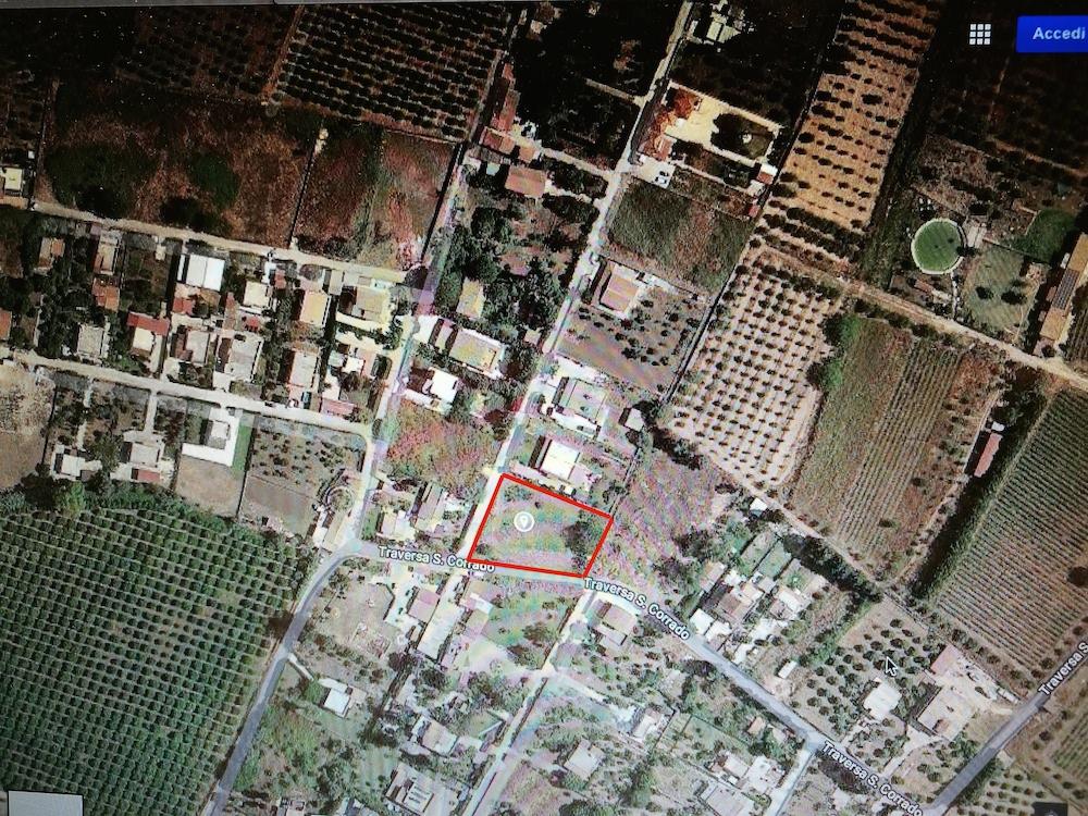 Terreno agricolo in zona c.da Mottava